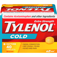 Extra Strength Cold, Daytime