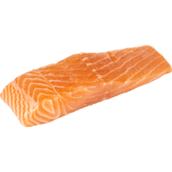 Atlantic Salmon Fillet, Boneless & Skinless