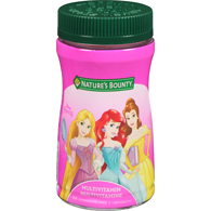 Princess, Multi-Vitamin Gummies