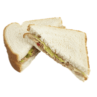 Tuna Swiss Sandwich