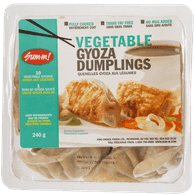 Vegetable Gyoza Dumplings