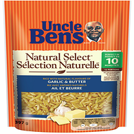 Natural Select Rice, Garlic & Butter