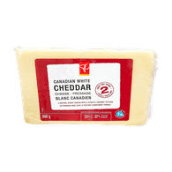 Canadian White Cheddar, Aged 2 Years