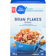 Blue Menu Bran Flakes