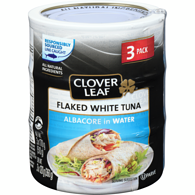 White Tuna, Flaked Albacore In Water