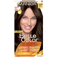 Belle Colour, 303 Ebony Brown