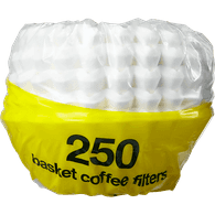 Coffee Filter, Basket