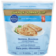 Blue Menu Chicken Breast, Boneless Skinless Club Pack