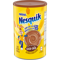 Nesquik, 1/3 Less Sugar Chocolate Powder
