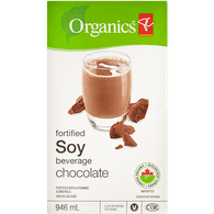 Fortified Soy Beverage, Chocolate