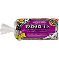 Organic Ezekiel 4:9 100% Sprouted Whole Grain Loaf, Cinnamon Raisin