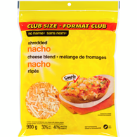 Shredded Cheese, Nacho 3 Cheese