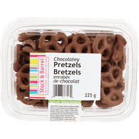 Chocolate Pretzels