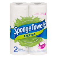 Ultra Choose-A-Size Paper Towel, 2 Rolls