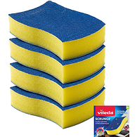 Glass Ceramic Scrunge