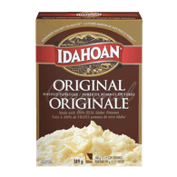 Mashed Potatoes, Instant