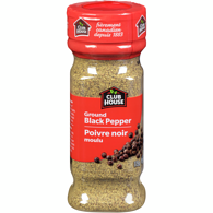 Black Pepper, Ground