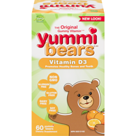 Yummi Bears Vitamin D