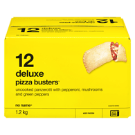 Pizza Busters, Deluxe