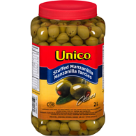 Manzanilla Olives, Stuffed Club Pack