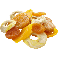 Mixed Dried Fruit, No Prunes