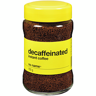 Instant Coffee, Decaf
