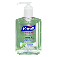 Hand Sanitizer, with Aloe