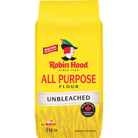 All Purpose Flour, Unbleached