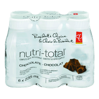 Nutri-Total Meal Replacement, Chocolate (Case)