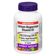 Calcium Magnesium Citrate with D3