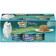 Fancy Feast Elegant Medleys Primavera Collection Cat Food Variety Pack