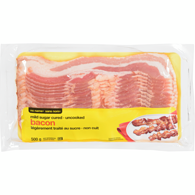 Mild Sugar-Cured Bacon