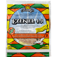 Ezekiel 4:9 Organic Sprouted Whole Grain Tortillas
