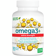 Omega 3 Extra Strength Softgels
