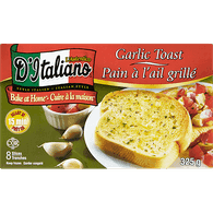 Bake at Home Garlic Toast