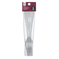 Oxford 3-Piece Dinner Fork Set