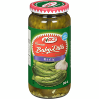 Pickles, Baby Dills