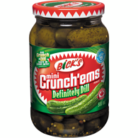Crunch'ems Pickles, Tangy Dill