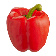 Organic Red Peppers