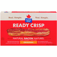 Ready Crisp Bacon