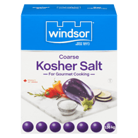 Kosher Salt, Coarse