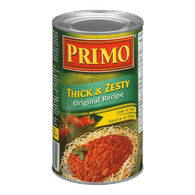 Pasta Sauce, Thick & Zesty Original