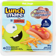 Lunchmate Hot Dog Kit