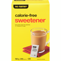 Calorie-Free Sweetener, Packets