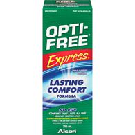 Express Contact Lens Solution