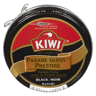 Leather Parade Gloss, Black