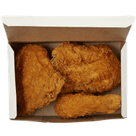 3-Piece Southern Style Chicken Meal with Fries