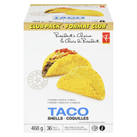 Taco Shells, Club Pack