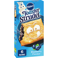 Toaster Strudel, Blueberry