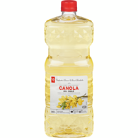 First-Pressed Canola Oil